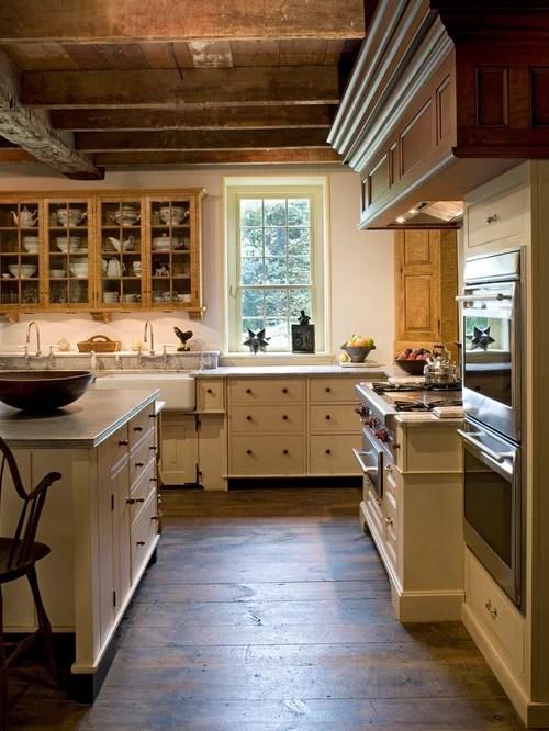Cream Kitchen Cabinets  Houzz