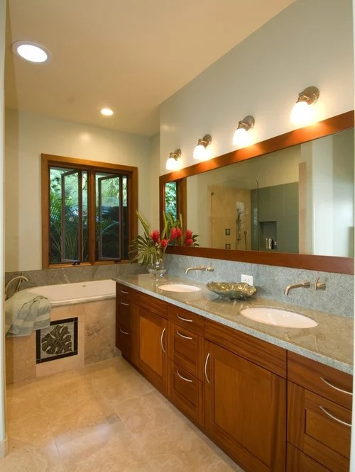kitchen remodel hawaii amazon table light above mirror home design ideas, pictures, ...