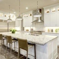 Kitchen Island Large Lowes Farmhouse Sink Ideas Houzz Eat In Transitional L Shaped Light Wood Floor