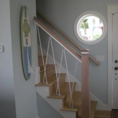 Beach Kitchen Decor Antique Faucet Nautical Stairs Home Design Ideas, Pictures, Remodel And