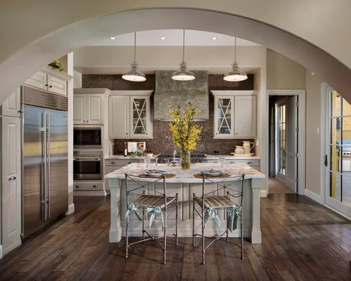 Distressed Wood Floors Home Design Ideas, Pictures