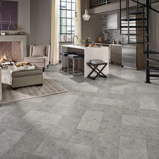 tiled living room beautiful rooms designs gray tile ideas photos houzz example of a mid sized trendy formal and open concept porcelain floor design