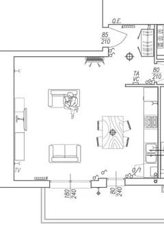 06/08/2021 piastrelle in stile metropolitana dall'archivio del blog piastrelle in stile metropolitana nelle riviste, sui social network e anche qui su case e interni, le subway tiles, piastrelle diamantate o a mattoncino in stile metropolitana, sono apparse un po' Aiuto Per Un Open Space Da 30 Mq