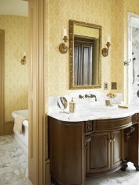 French Country Wallpaper | Houzz