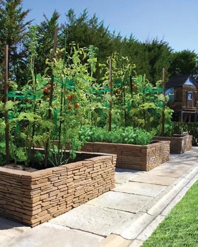Средиземноморский Сад by Nicolock Paving Stones and Retaining Walls