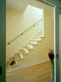 Open Basement Stair Home Design Ideas, Pictures, Remodel ...