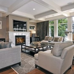Modern Living Room With Persian Rug Yellow Couch Ideas Photos Houzz Inspiration For A Transitional Medium Tone Wood Floor And Brown Remodel In Calgary