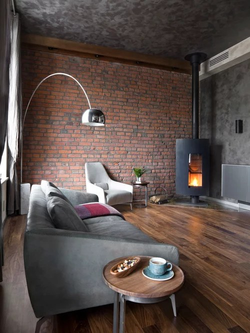 living room paint ideas 2016 modern country style designs industrial design ideas, remodels & photos | houzz