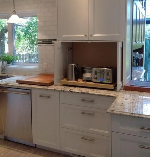 Where Can I Get An Appliance Garage Rollout Shelf