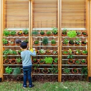 75 Beautiful Modern Vegetable Garden Design Pictures Ideas November 2020 Houzz