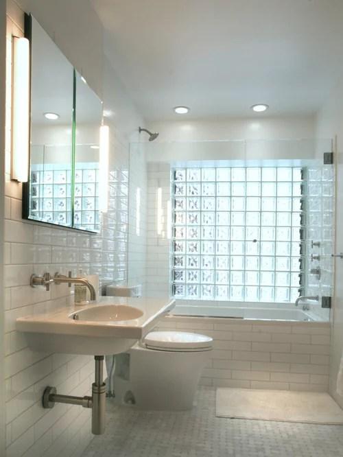 Best Glass Block Window Design Ideas  Remodel Pictures  Houzz