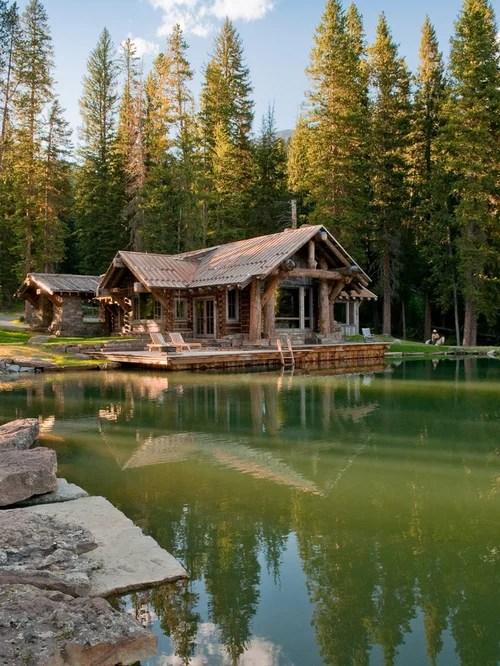 small lake house ideas