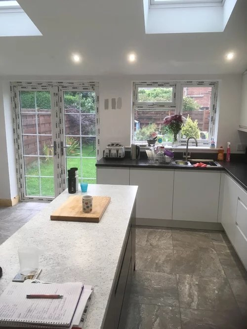 grey kitchen blinds childrens kitchens a good light paint and