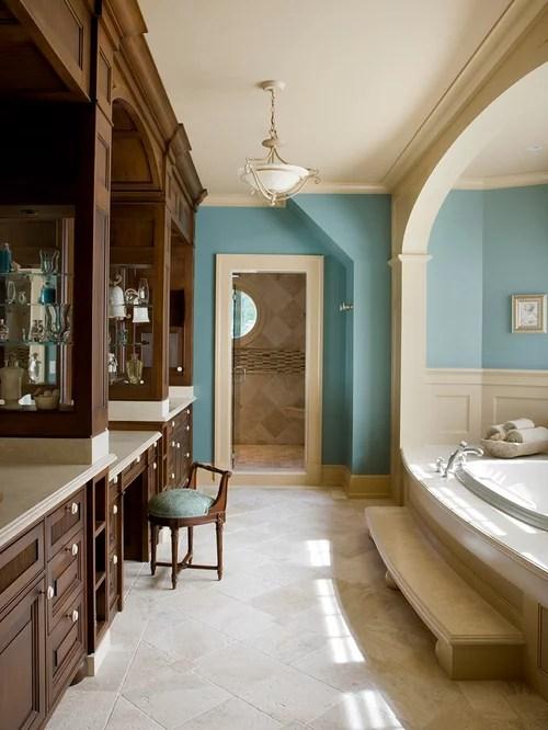 Teal Bathroom  Houzz