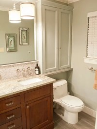 Cabinet Over Toilet Home Design Ideas, Pictures, Remodel ...