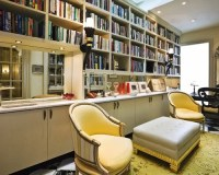 Home Office Library Design Ideas & Remodel Pictures   Houzz