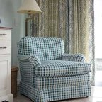 isle of palms beach chair company mission style rocking living room - providence by kate jackson design