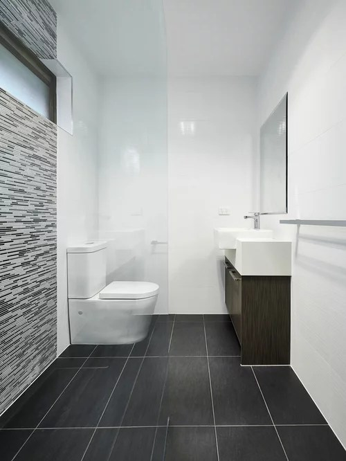 Dark Floor Tile Home Design Ideas Pictures Remodel and Decor