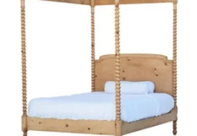 9 Ways To Dress A Four Poster Bed Houzz Home Design