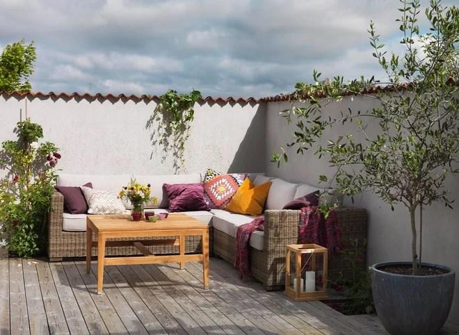 Mediterranean Deck by Bra Sommarmöbler