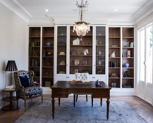 70 Best Traditional Home Office Ideas  Designs  Houzz