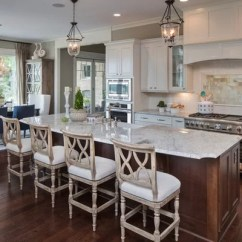 Alternatives To Kitchen Cabinets Rustic Islands Cotton White Granite | Houzz