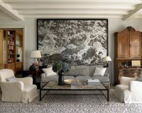 Large Framed Art Ideas, Pictures, Remodel and Decor