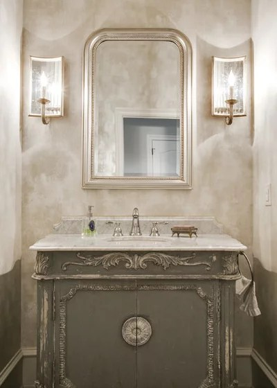Traditional Bathroom by JD Smith Custom Homes