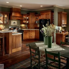 Hickory Cabinets Kitchen Consumers And Bath Reviews Kraftmaid: Rustic Kitchens