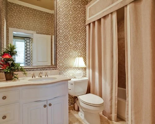 Best Custom Shower Curtain Design Ideas & Remodel Pictures Houzz