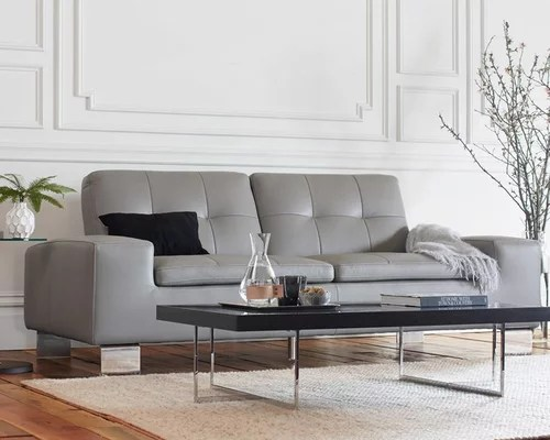 Dania Leather Sofa Review Ftempo Inspiration