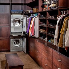 Kitchen Remodel Houston Cheap Gadgets Washer Dryer In Master Closet | Houzz