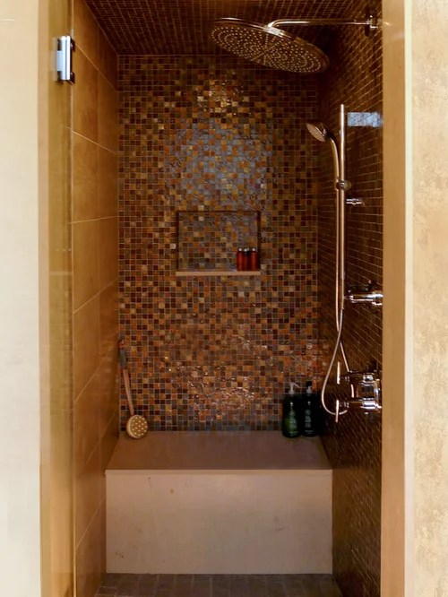 Small Steam Shower Home Design Ideas Pictures Remodel and Decor
