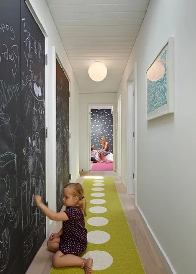 Retro Dormitorio infantil by Flegel's Construction Co., Inc.