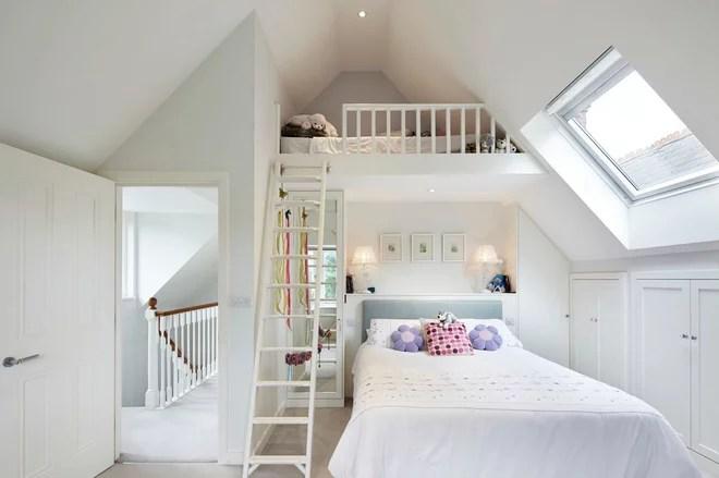 Clásico Dormitorio infantil by Dyer Grimes Architecture