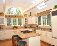 Arched Wooden Window Valance Home Design Ideas, Pictures ...