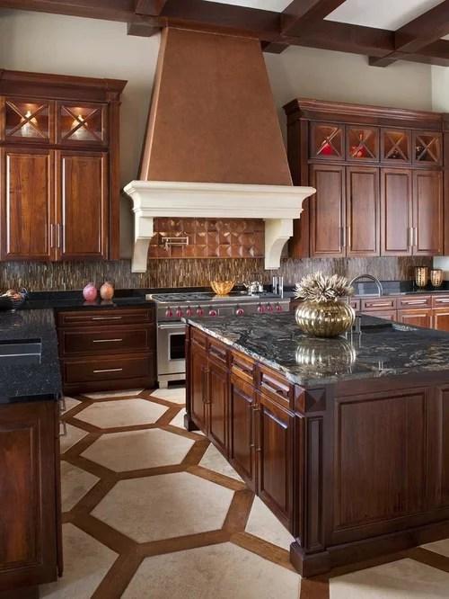 Brown Backsplash Home Design Ideas Pictures Remodel and