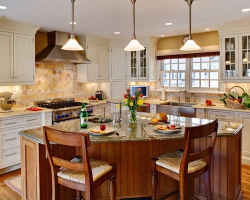 Best Triangle Island Design Ideas  Remodel Pictures  Houzz