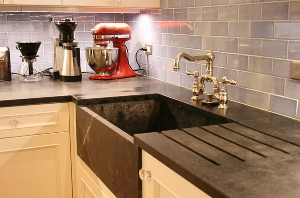 Kitchen Counters Durable EasyClean Soapstone
