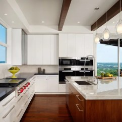 Commercial Pull Down Kitchen Faucet Island Countertops Contemporary   Houzz