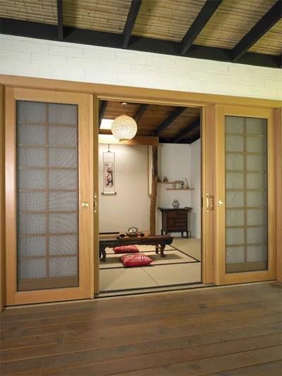 Design Solution Japanese Shoji Screens