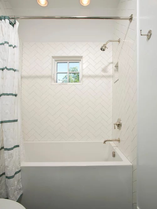 Herringbone Subway Tile Home Design Ideas Pictures Remodel and Decor