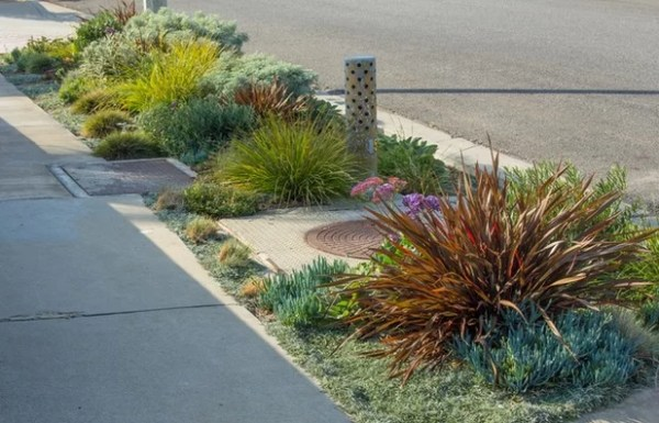 9 gorgeous front yard design