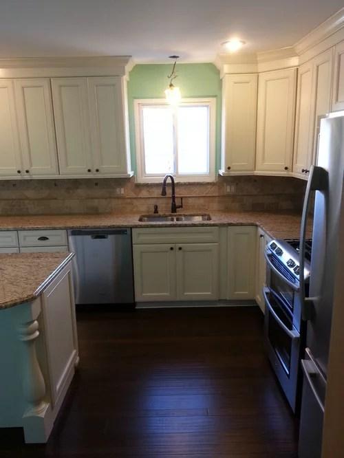 Kraftmaid Cabinets Done In Harrington Door Style Maple
