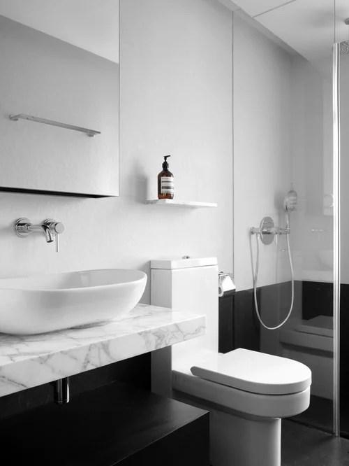 Bathroom Floating Shelf  Houzz