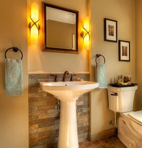 Tile Behind Sink Houzz