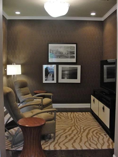 Small Tv Room Houzz
