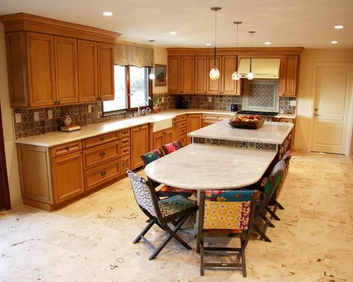 kitchen cabinets dayton ohio cabinet hardware cheap two level island | houzz