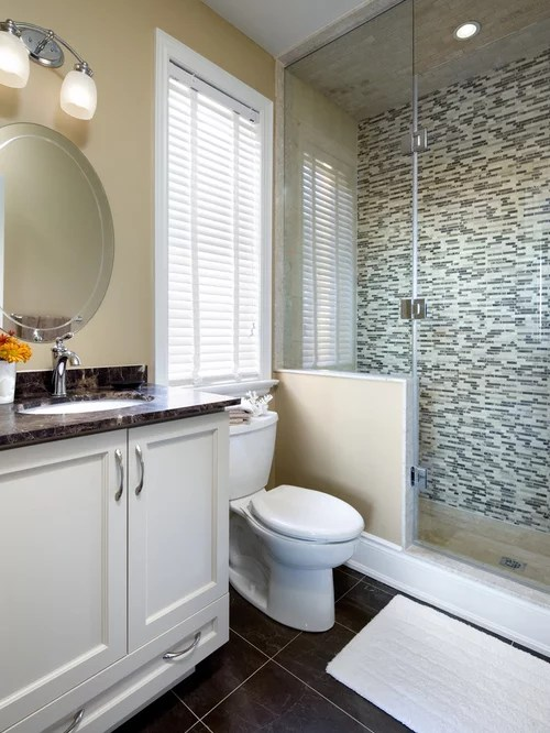 Shower Knee Wall  Houzz
