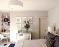 White And Cream Bedroom | Houzz